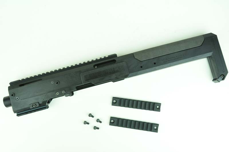 This New Glock Carbine... Glock 19 Airsoft