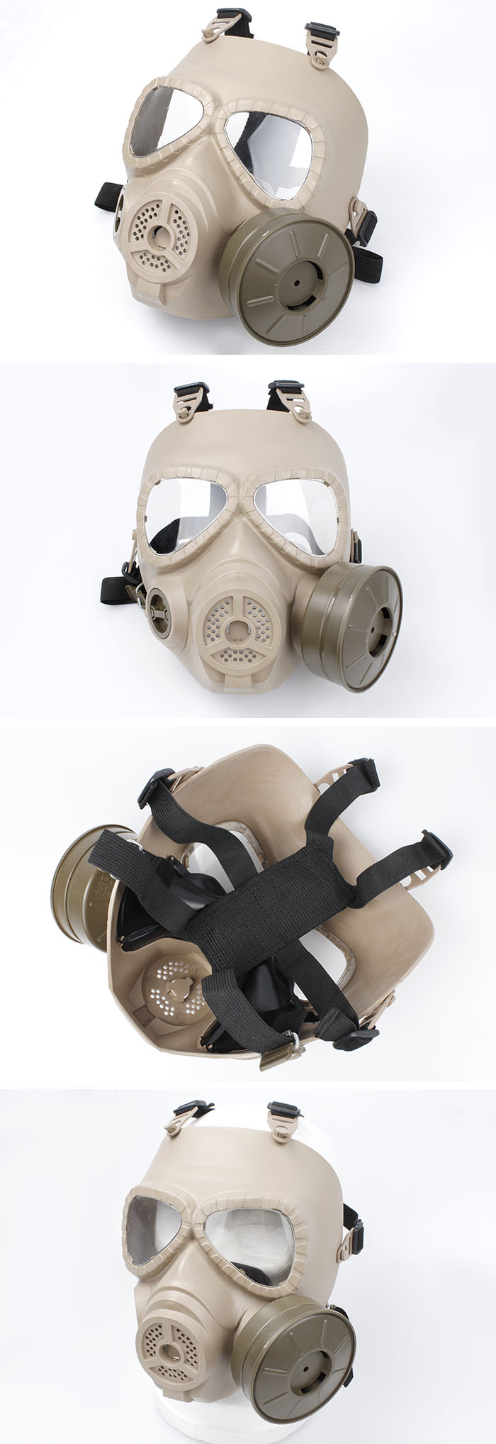 masque gaz avec ventilateur g cm toxic mask style fan airsoft mask page 2. Black Bedroom Furniture Sets. Home Design Ideas