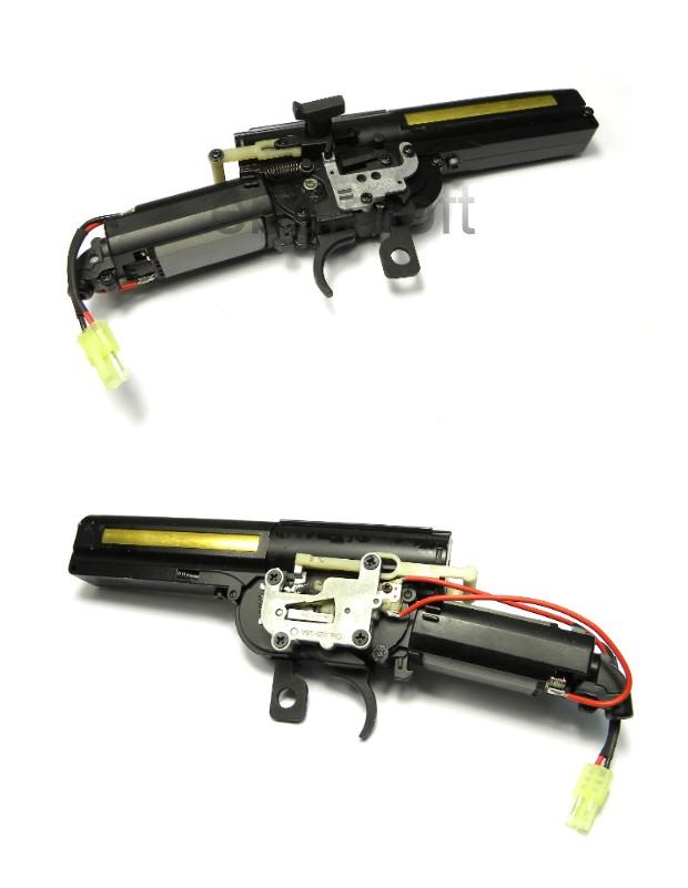 Problema con selector de tiro en M14 669 JAE-100 Kart Cut Off Lever a fondo Cyma%20CM07%20M14%20Gear%20Box%20w%20motor%20a