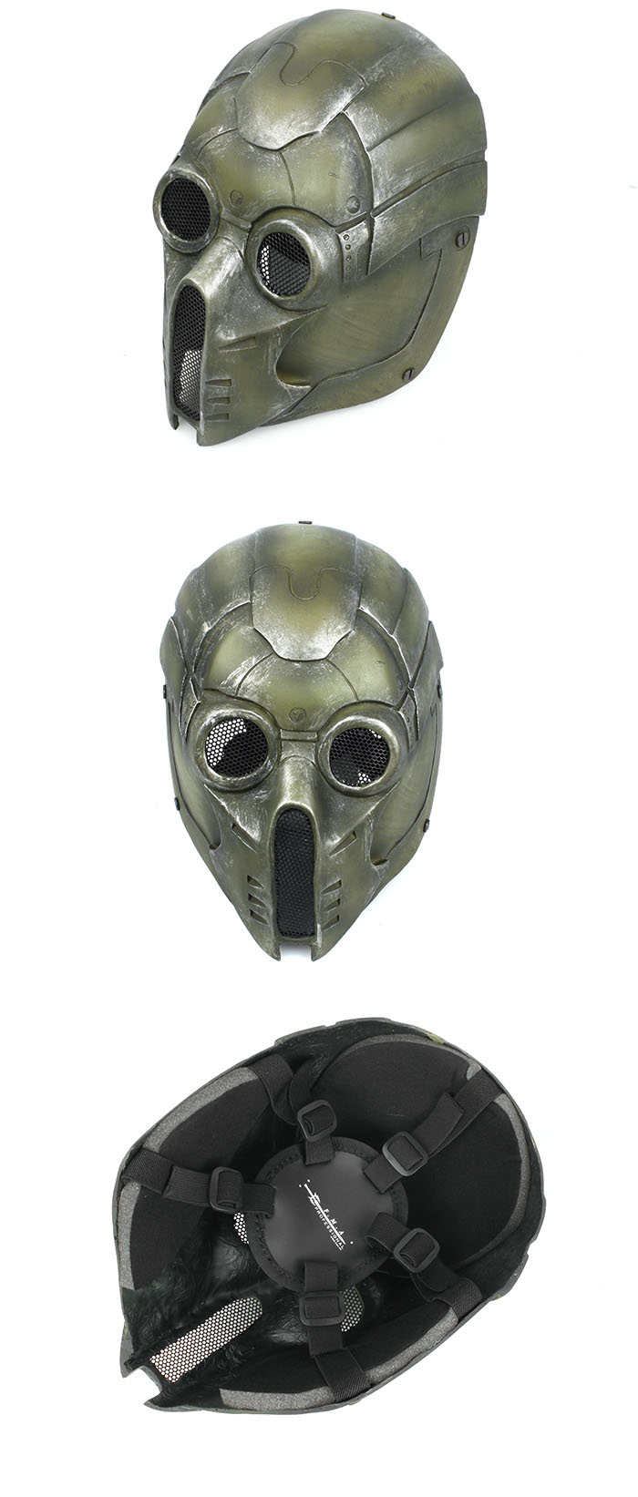 Masques ebairsoft FMA%20Wire%20Mesh%20Green%20monster%20Mask%20tb645%20a