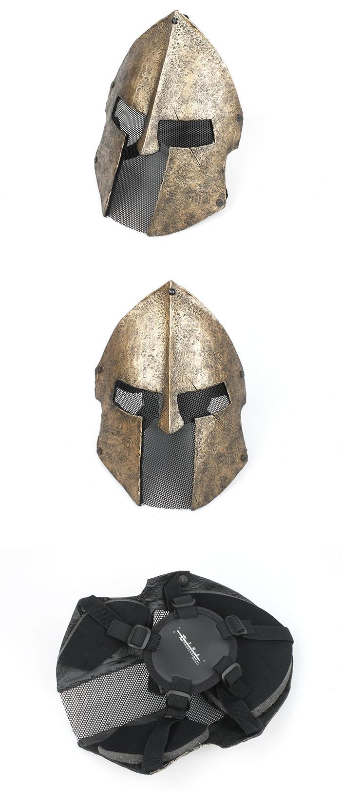 Masques ebairsoft FMA%20Wire%20Mesh%20Mask%20spartan