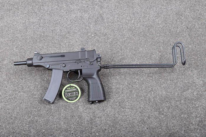 Ebairsoft airsoft parts amp tactical gear t kwa vz61 skorpion gbb smg