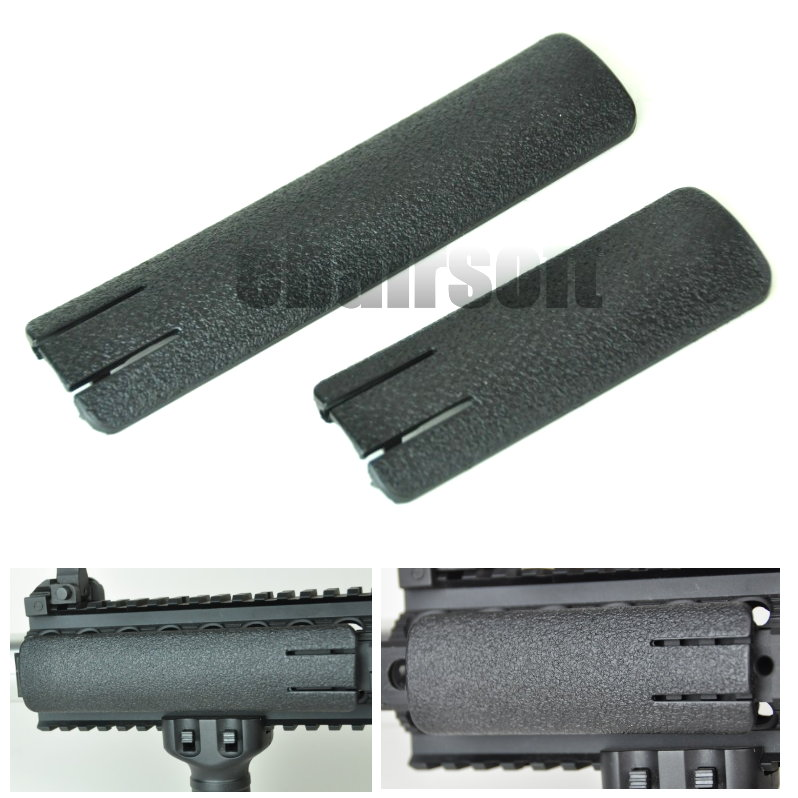 Mic td style rough 6 39 39 rail cover black for Html td style