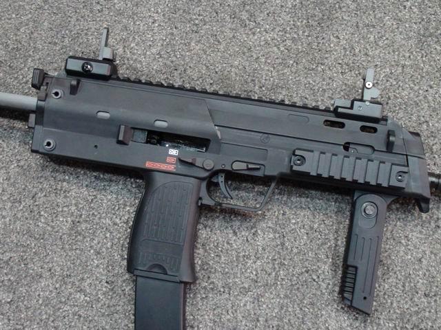 ICS CXP Hog Airsoft Gun Review - Fox Airsoft LLC