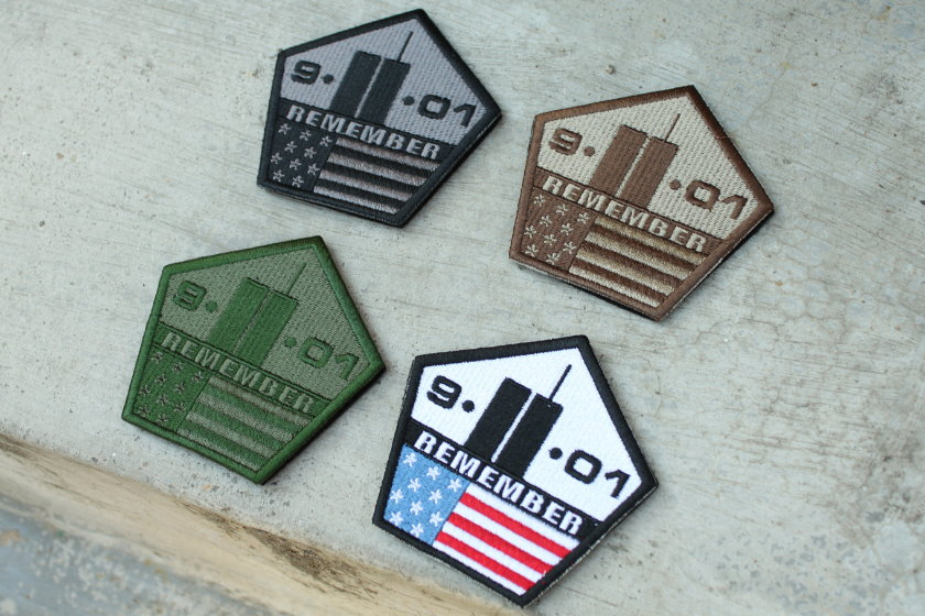 PARCHES DE MORAL Y DE UNIDAD Weekend%20warrior%20%20911%20remember%20velcro%20patch